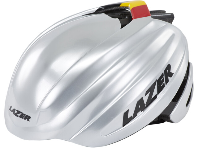 Lazer Z1 Fast Casque, silver/black